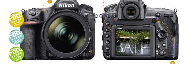 """""""Nejlepší full-frame na současném trhu."""" Nikon D850 v Digitálním fotu č. 167"""