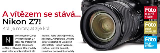 Lednové žně Nikonu v prvním letošním vydání časopisu Digitální foto
