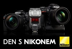 Den s Nikonem