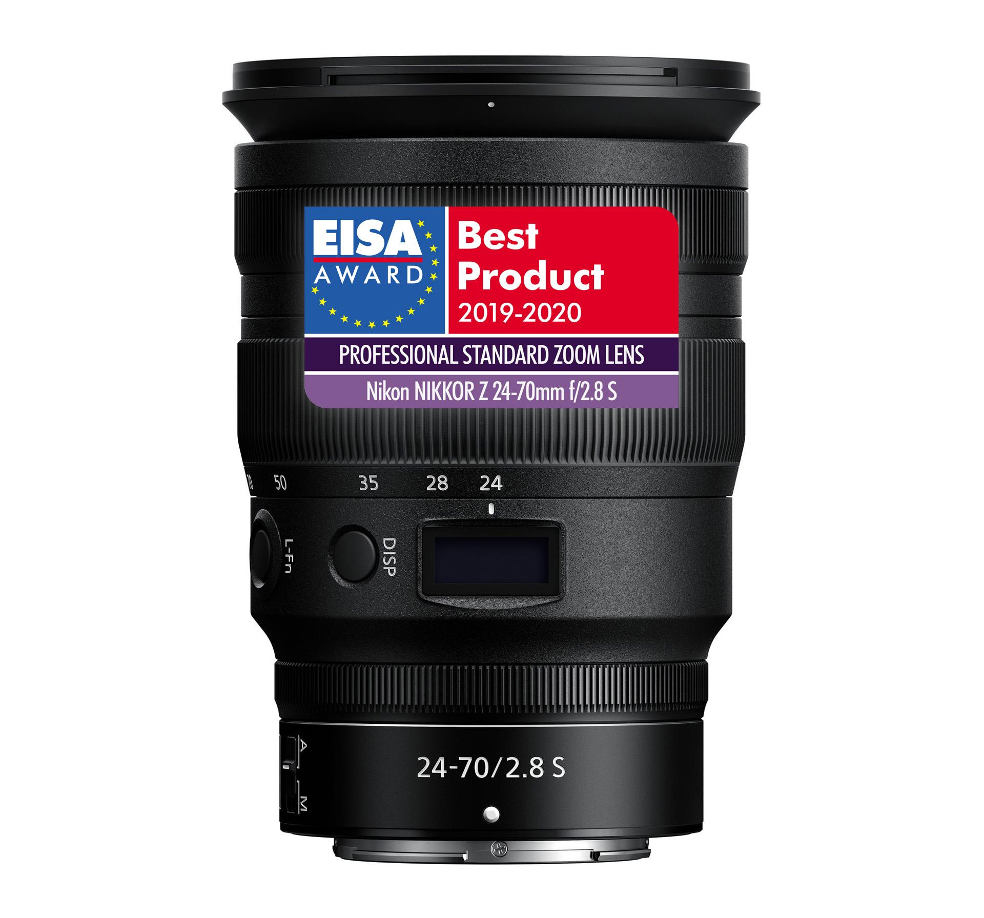 EISA Award 2019–2020: Fotoaparát roku a Profesionální základní zoom –Zetka sbírají další ocenění