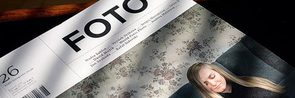 Mediální zjevení na české fotoscéně – časopis FOTO v nové podobě