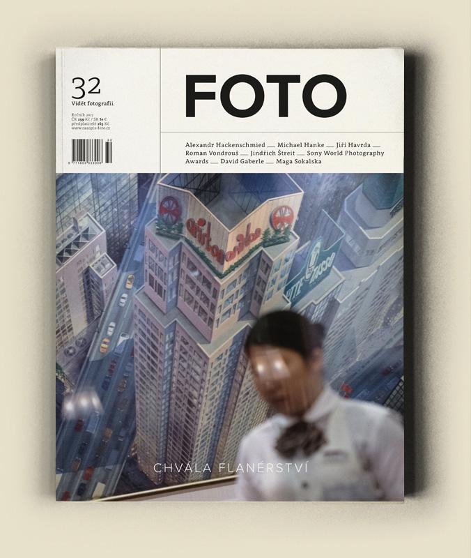 Časopis FOTO č. 32
