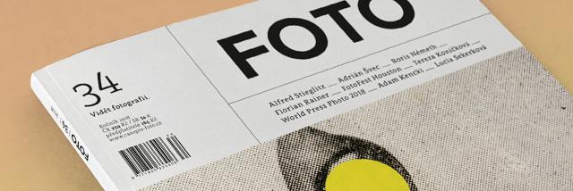 Hranice interpretace ve 34. vydání časopisu FOTO