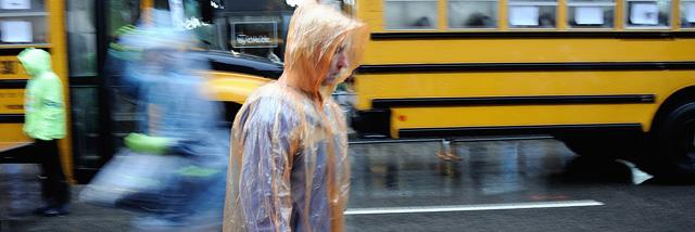 Počasí –déšť, sníh i slunce ve Fotce měsíce Nikonblogu. Kdo zvítězil v dubnovém tématu?