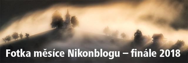 Absolutní vítěz je jen jeden. Kdo vyhrál Fotku měsíce Nikonblogu 2018?