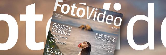 O rozhovorech (a dalším) v květnovém vydání časopisu FotoVideo
