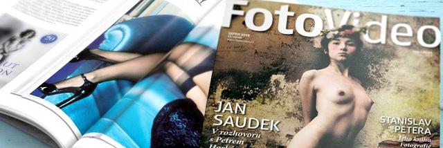 """""""Fotím pro obživu a to není dobrý."""" Jan Saudek – a spousta dalšího – v srpnovém FotoVideu"""