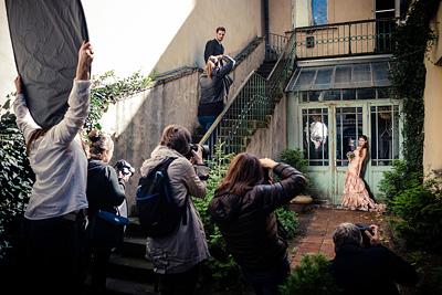 Fotografujte svatby profesionálně – workshop Nikon školy