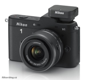 Nikon 1 V1 + GP-N100