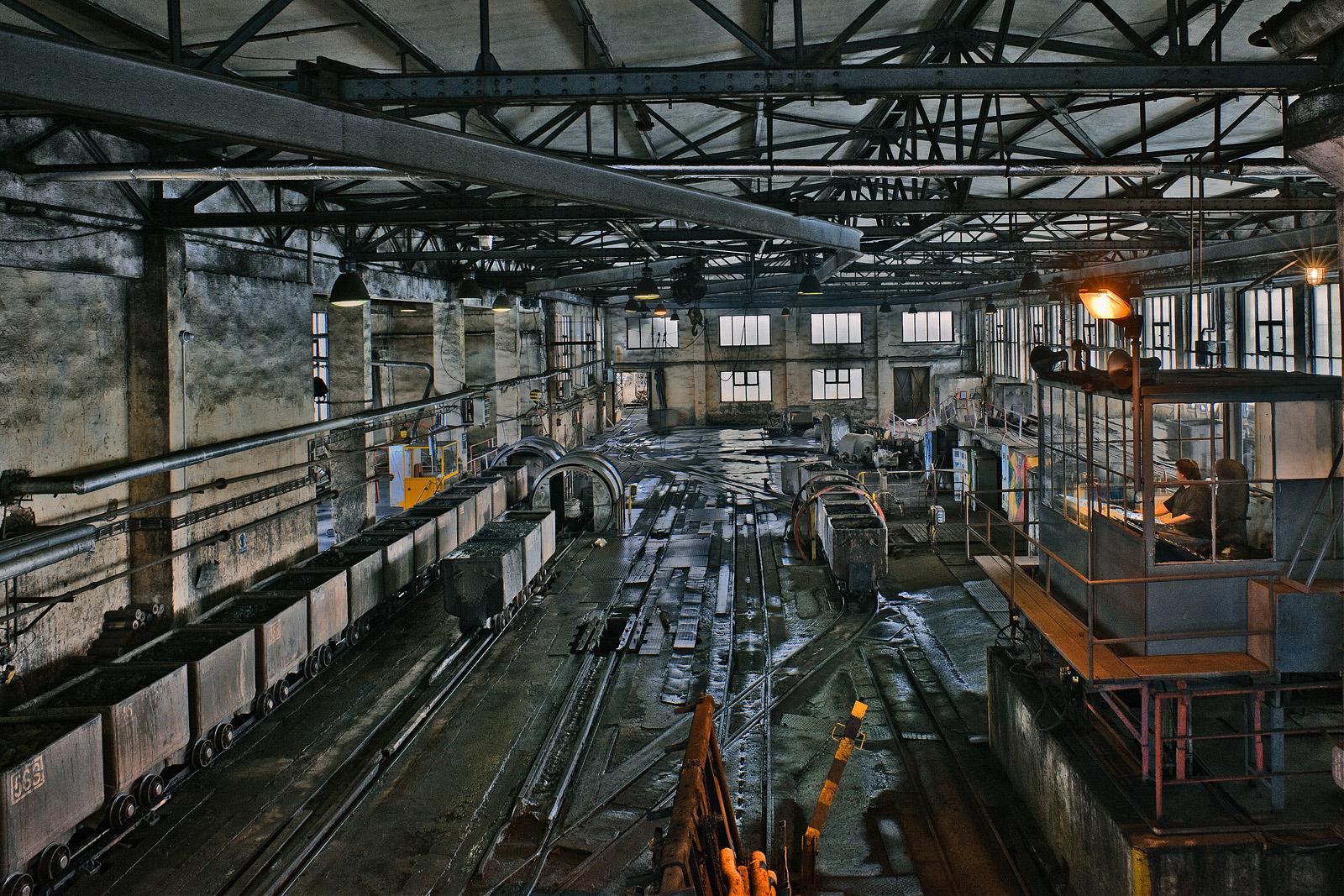 Z cyklu Konec dolu Centrum   Foto Ibra Ibrahimovič