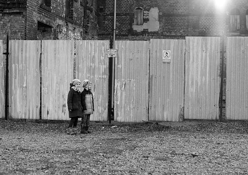 JSEM | Fotka týdne Nikonblogu – 6. týden | Foto Dominique-Thomas | Do not enter