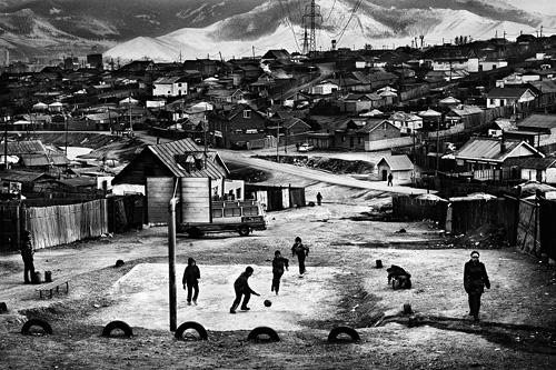 © Jacob Aue Sobol | Magnum Photos, Ulánbátar, Březen 2012