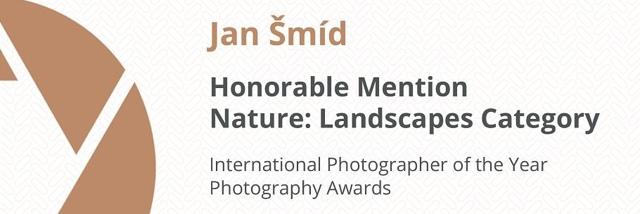Jan Šmíd –fotograf-sběratel ocenění z mezinárodních fotosoutěží