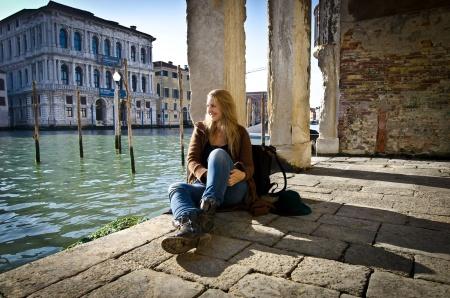 Čtenářský cestopis –Návrat do Benátské laguny