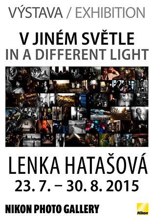 Výstava Lenky Hatašové v Nikon Photo Gallery