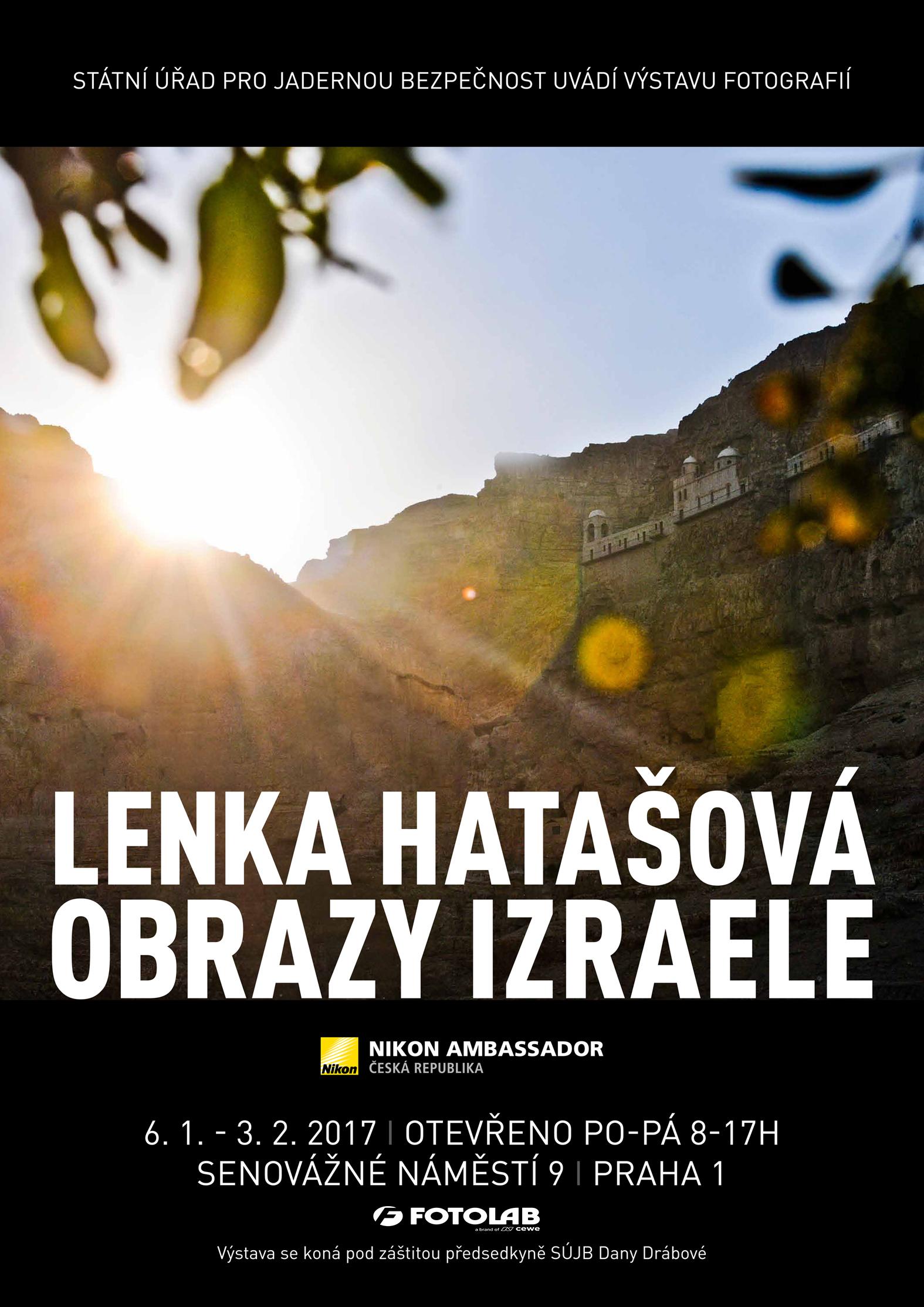 Lenka Hatašová – Obrazy Izraele