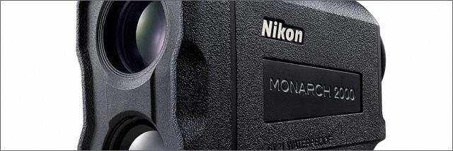 Nikon uvádí nový laserový dálkoměr Monarch 2000