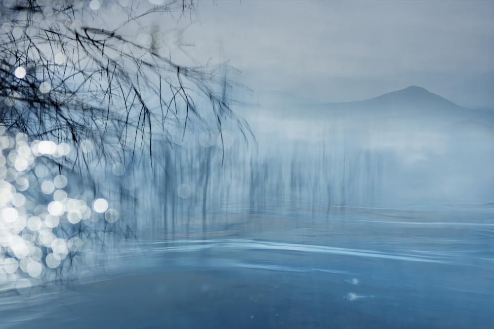 U jezera – fotografie z Nikon kalendáře 2019 | Foto Markéta Butalová