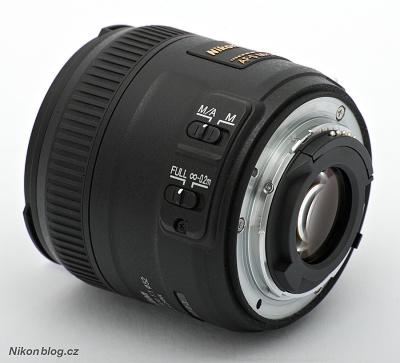 AF-S DX Micro Nikkor 40 mm F2,8G