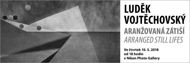 Beseda s Luďkem Vojtěchovským v Nikon Photo Gallery již tento čtvrtek