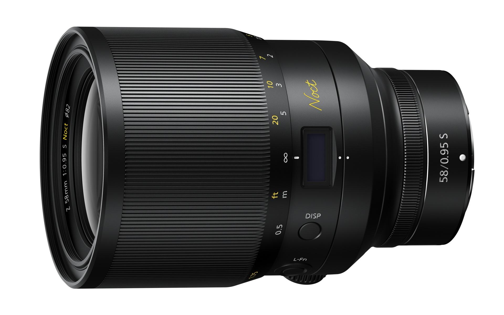 NikkorZ 58mm f/0,95 S Noct