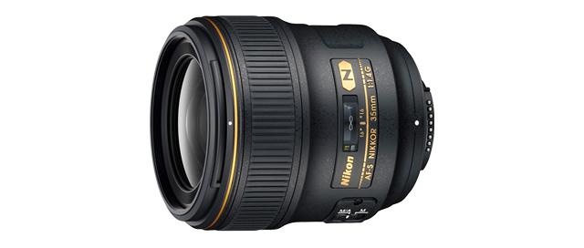 AF-S NIKKOR 35 mm f/1,4G