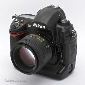 AF-S Nikkor 85 mm F1,8G  na Nikonu D3