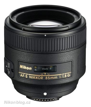 AF-S Nikkor 85 mm F1,8G
