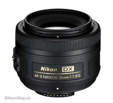 AF-S Nikkor DX 35 mm F1,8G