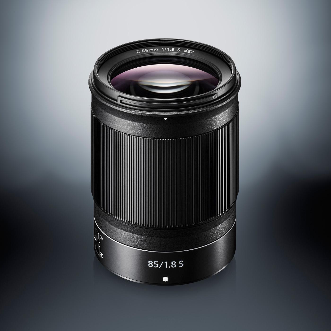 Nikkor Z 85 mm f/1,8 S