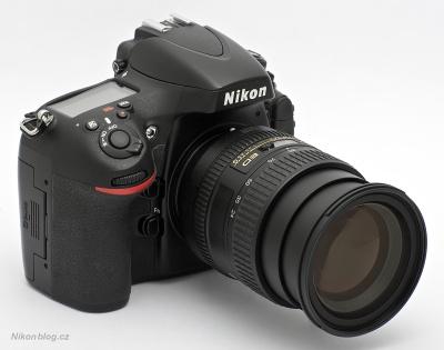 AF-S Nikkor 24–85 mm F3,5–4,5G ED VR