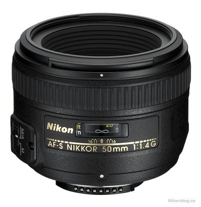 AF-S Nikkor 50 mm F1,4G