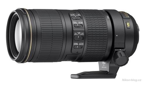 AF-S Nikkor 70–200 mm F4G ED VR
