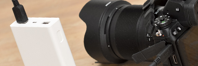 Nikon Z6 s nadšením. Energie budiž dostatek