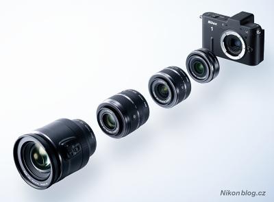 Objektivy standardu Nikon 1