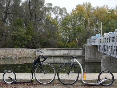 Brňané jistě poznají, kde to je, i bez GPS souřadnic, že ano? | Foto Nikon Coolpix AW100