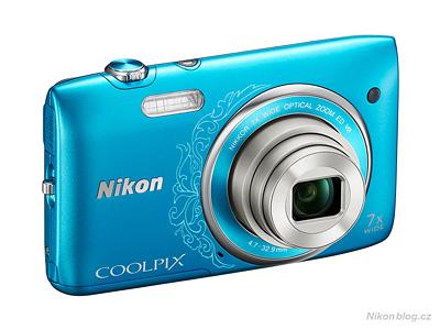 Novinky Nikonu – únor 2013 | Nikon Coolpix S3500