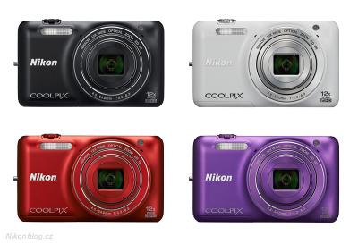 Nikon Coolpix S6600