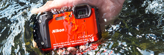 Nikon Coolpix W300 – pátý outdoorový v testu Nikonblogu