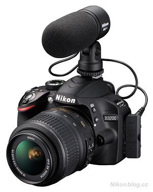Nikon D3200 jako videokamera? Proč ne…