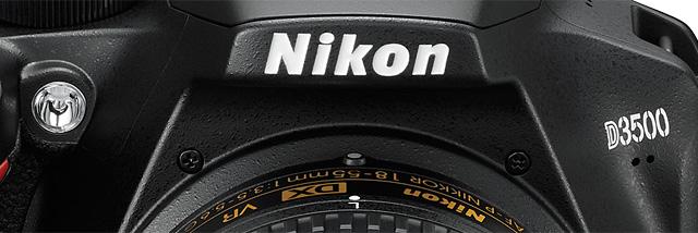 Další letní novinka – Nikon D3500 – se představuje