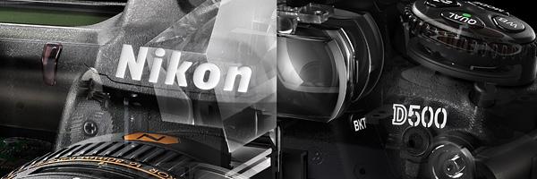 Nikon D500 poprvé v ruce
