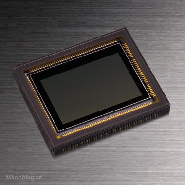 24Mpx CMOS snímač Nikonu D5200