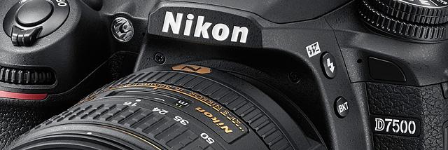 Kříženec. Nikon D7500 v testu Nikonblogu