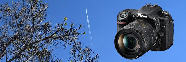 Nikon D7500 –první fotografie!