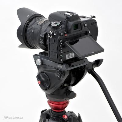 Nikon D750 a video