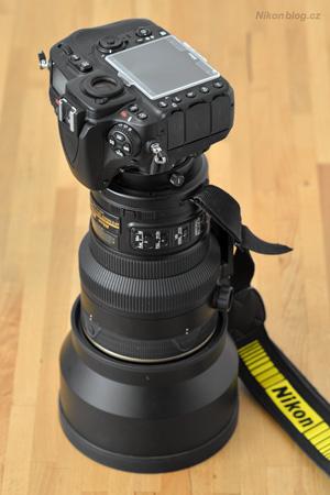 Týden s Nikonem D810