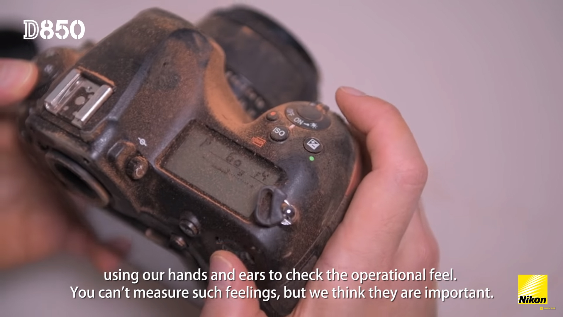 Nikon D850 – testy odolnosti