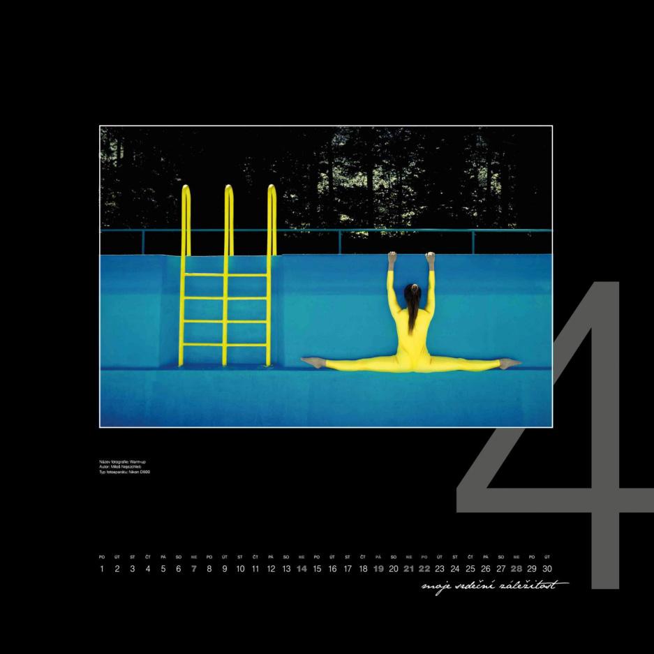 Nikon kalendář 2019