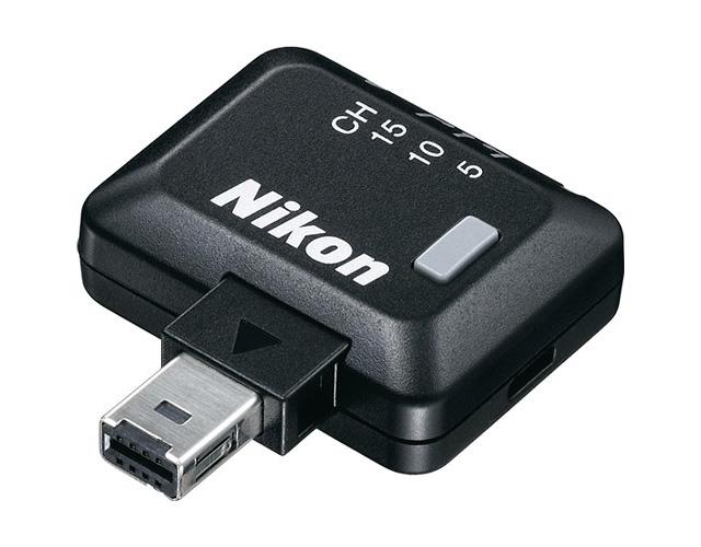 Rádiový vysílač Nikon WR-R10